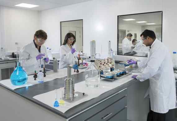 Inhalation Product Technology Center (IPTC)