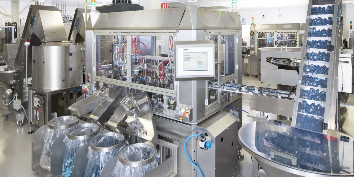 Injection Moulding - H&T Presspart