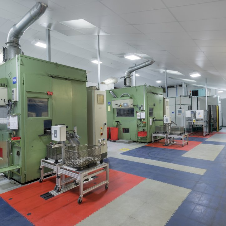 H&T Presspart | Our State Of The Art Facilities